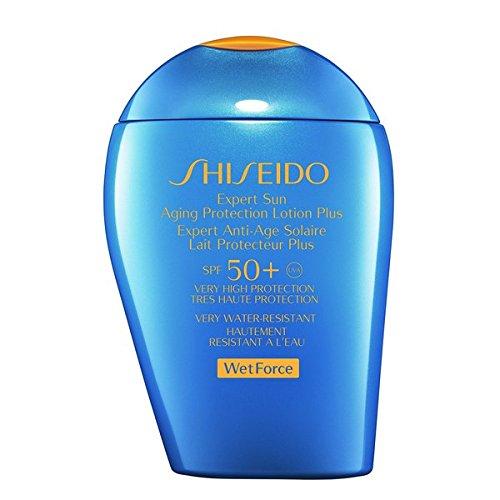 Shiseido Wet Force Expert Sun Aging Protection Lotion Plus SPF50+ (100ml) by Shiseido