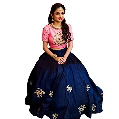 Women's Clothing Semi-Stiched New Arrival Fancy Anarkali Georgette and Soft Net Salwar...
