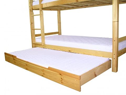 Tiroir de lit lit supplémentaire pour que nos Lits superposés–Avec