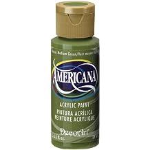 Deco Art Americana multiusos de pintura acrílica, 59ml, Hauser Medium verde