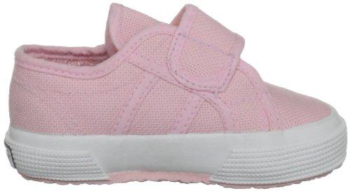 Superga 2750 Bvel, Chaussures Premiers pas mixte bébé, Bleu (933 Navy), 20 EU Rose (Pink)