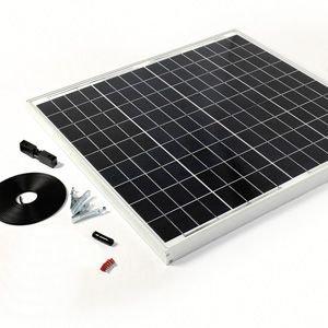 PV Logic stp06060W Solar Panel Kit 60w Solar Panel