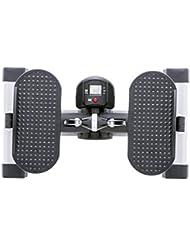 Kettler 07874-950 - Máquina de step, color negro y plateado