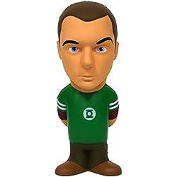 "The Big Bang Theory SDTWRN02013 - Figura antiestrés ""Sheldon"", 14 cm (SD Toys SDTWRN02013) - Muñeco antiestrés Big Bang Theory Sheldon (14 cm)"