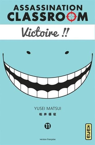 Assassination classroom, tome 11