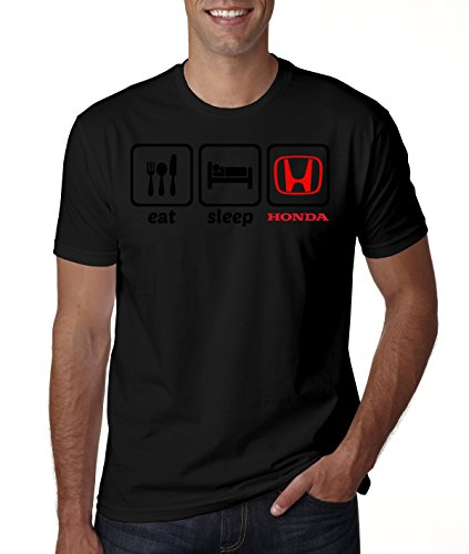 eat-sleep-honda-red-logo-mens-t-shirt-x-large