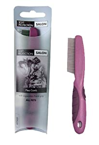 Rosewood Pet Products Ltd Soft Protection Salon Flea Comb