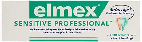 elmex SENSITIVE PROFESSIONAL Zahnpasta mit PRO-ARGIN, 75 ml