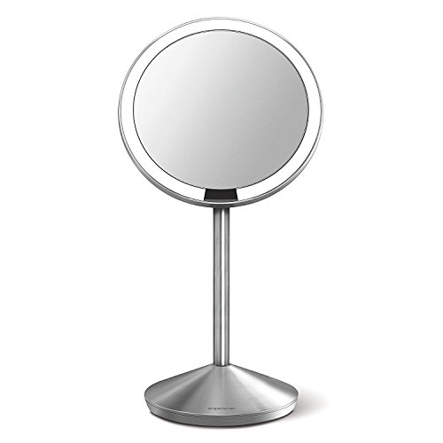 simplehuman-sensor-mirror-10x-magnification-tru-lux-light-system-12-cm
