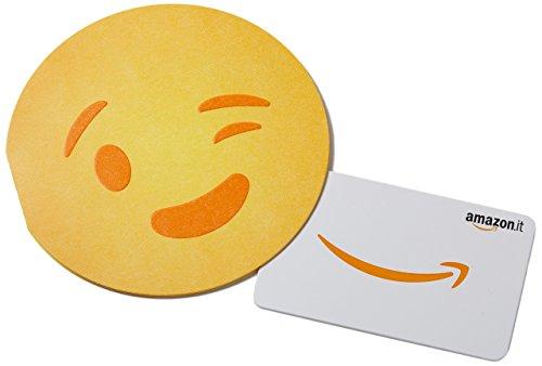 Buono regalo amazon.it - €30 (cartoncino emoji)
