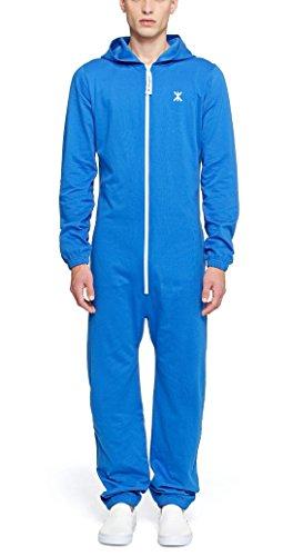Onepiece Jumpsuit Mono, Blau (Royalblue)