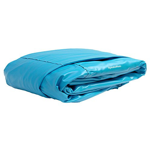 Innenhülle Rundpool Ø 3,50 x 0,90 m überlappend | Stärke 0,25mm blau