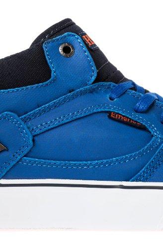 Emerica , Baskets pour homme Bleu Blue/Orange/White Bleu - Blue/Orange/White