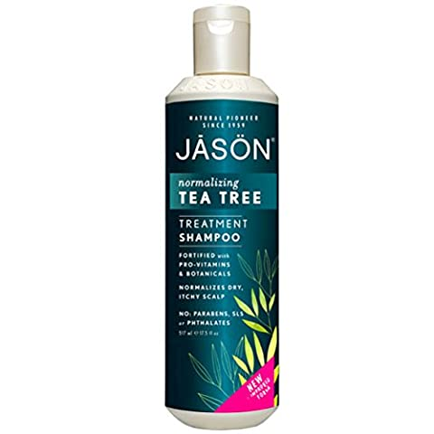 YEASUN Jason Normalizing Treatment Shampoo Tea Tree - 17.5 fl oz by Jason