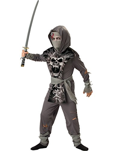 Kostüme Zombie Ninja (InCharacter Zombie Ninja Boys Costume)