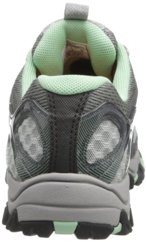 Merrell Grassbow Air Trail Running Shoe Granite/Mint