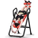 Inizio Corpo Esercizio Fitness Allinea Banco Pieghevole Gravity Inversione Tavolo Inversion Table Digitopressione Nodi Lombare Ponte Pacchetto