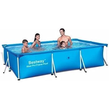 """Bestway 56043 Frame Pool Stahlrahmenbecken 300 x 201 x 66 cm """"Splash Junior"""""""