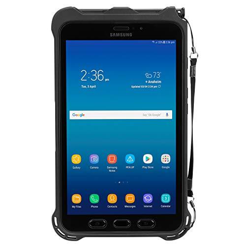 ld-Ready Tablet Hülle für Samsung Active 2, 26,67 cm (10,5 Zoll) Schwarz ()