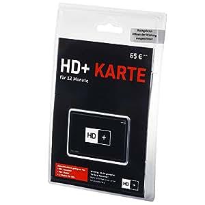 HD+ Karte für 12 Monate HD+ Programme