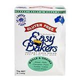 Lauke Gluten & Dairy Free Multigrain Oven Bread Mix 2 x500g Makes 2 x750g Loaves