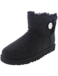 UGG - MINI BAILEY BUTTON BLING SEREIN - stormy grey