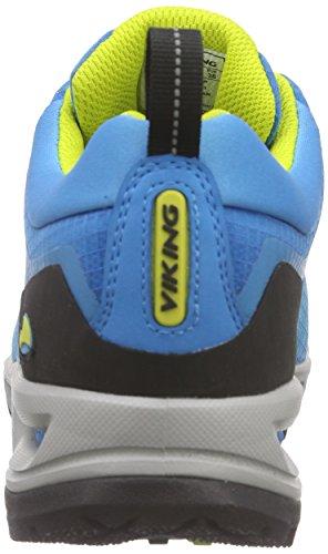 Viking - Dis Boa Gtx, Scarpe da escursionismo Donna Blu (Blau (Blue/Yellow 3513))