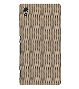 EPICCASE 3D Threads Mobile Back Case Cover For Sony Xperia Z4 Mini / Z4 Compact (Designer Case)