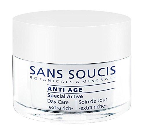 Sans Soucis Anti Age Special Activ Tagespflege extra rich 75 ml Schützt gegen schädliche Umwelteinflüsse & freie Radikale