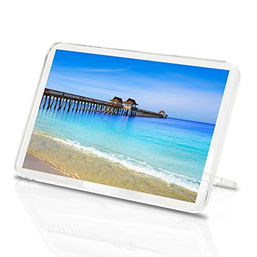 Destination Vinyl Magnets Naples Pier Florida Classic Kühlschrankmagnet - Strand USA Ostküste Geschenk #12625