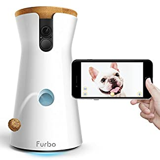 Furbo Dog Camera: Full HD Wifi Pet Camera with 2-Way-Audio, Treat Tossing, Night Vision and Barking Alerts, Designed for… 18
