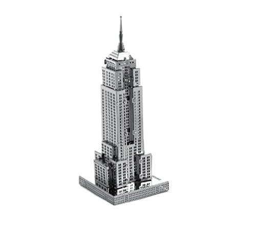 metal-earth-fascinations-empire-state-building-3d-metal-puzzle-rompecabezas-de-metal