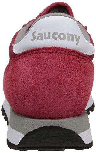 Saucony Jazz O, Baskets mode men red