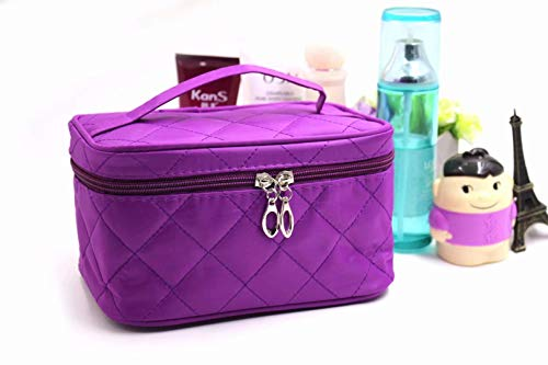 Bobopai Cosmetic Bag Beauty Case Makeup Bag, Beauty Bag Travel Pouch Bag, Cosmetic Organizer Make Up Toiletry Bags Organiser Purse Handbag with Handle Personalised for Women Ladies Girls (#6) -
