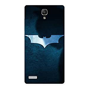 Neo World Awesome Blues Navy Nights Back Case Cover for Redmi Note Prime