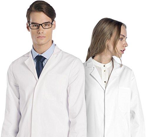 Dr. James Università Camice da Laboratorio Unisex IT-01-L