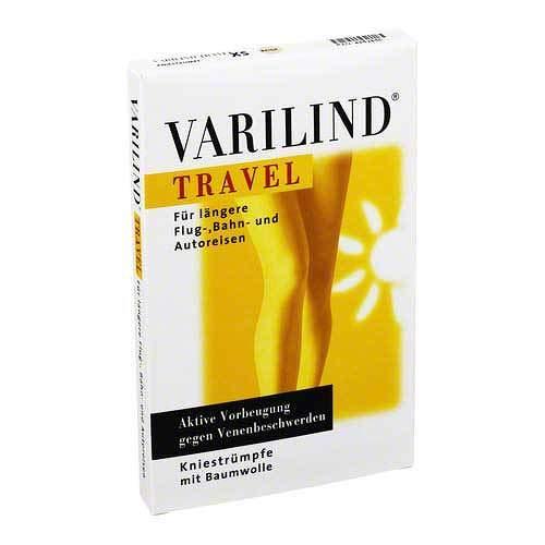 VARILIND Travel 180den AD XS BW beige 2 St