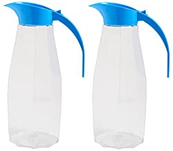 aarohi13 Jug, 2-Piece, 1.5 Liters, Blue