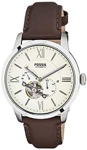Fossil Townsman Analog Beige Dial Men's Watch -ME3064