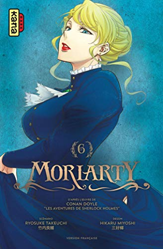 Moriarty the Patriot Edition simple Tome 6