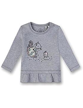 Sanetta Baby-Mädchen Langarmshirt Shirt