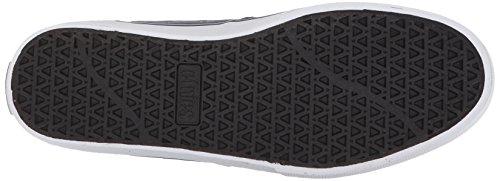 Etnies Barge LS, Chaussures de Skateboard Homme CHARCOAL/HEATHER