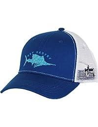 4816084be8f5a Guy Harvey Guy Harvey Mens Streaker Trucker Hat One Size Navy