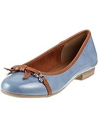 d5d2c535d295 Suchergebnis auf Amazon.de für  MARCO TOZZI Ballerina, blau, Damen ...
