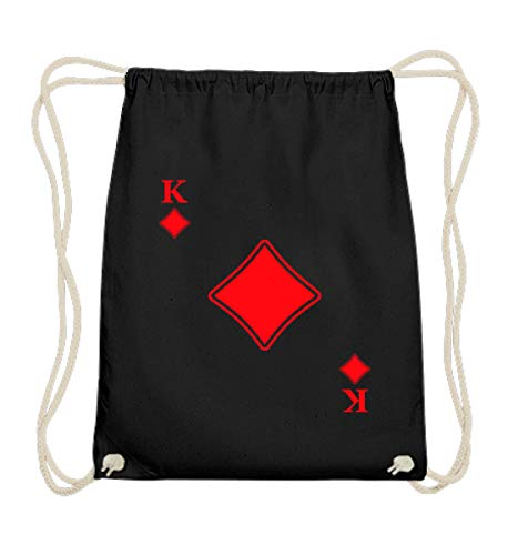 Chorchester Für Skat, Poker und Karten-Spiel Fans - Baumwoll Gymsac