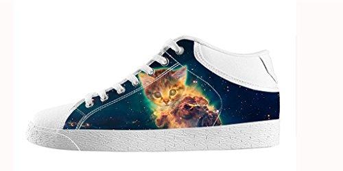 Homens Lona B Katze Galaxie Dalliy Galáxia Sapatas Calçado Sneakers Schuhe Dos De Gato a8wq857x