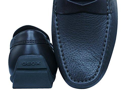 Geox U moner W 2fit D, Mocassins (Loafers) Homme Marron (Dk Coffee/coffee C6t6m)
