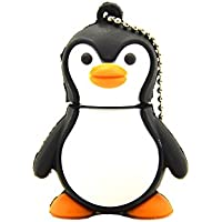 FEBNISCTE Pinguino Stile 8GB Memoria Flash USB 2.0