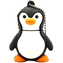 FEBNISCTE Pingüino del Bebé Lindo 8GB USB Memoria USB 2.0 Pen Drive