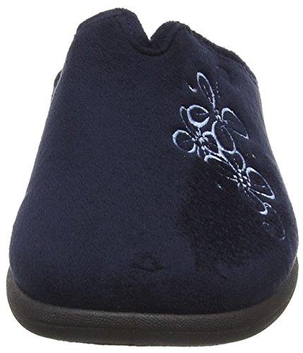 Ciabatte Padders Blu navy Blue Donna Sabbia Rq5OUwq0